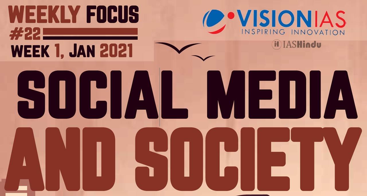 Vision IAS Social Media and Society