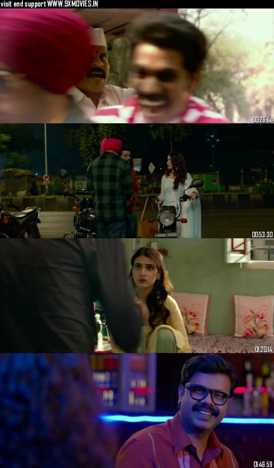 Suraj Pe Mangal Bhari 2020 Hindi 720p WEB-DL 1GB