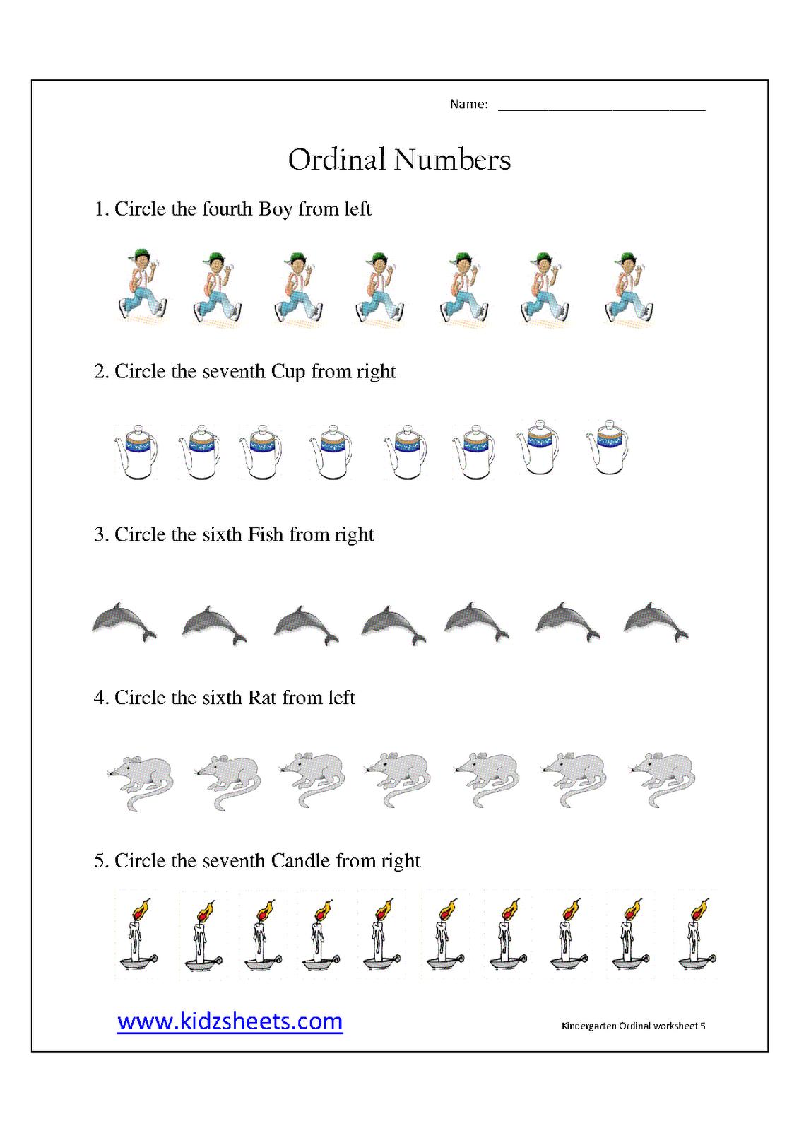Worksheet Kindergarten Position Worksheets position worksheets for kinder positionstarfish ordinal math worksheet numbers berita baru dot info kinder