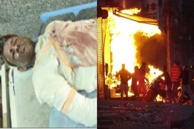 Pria Hindu Bertaruh Nyawa Selamatkan 6 Muslim India yang Dibakar