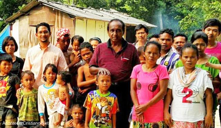 Evangelista en Indonesia