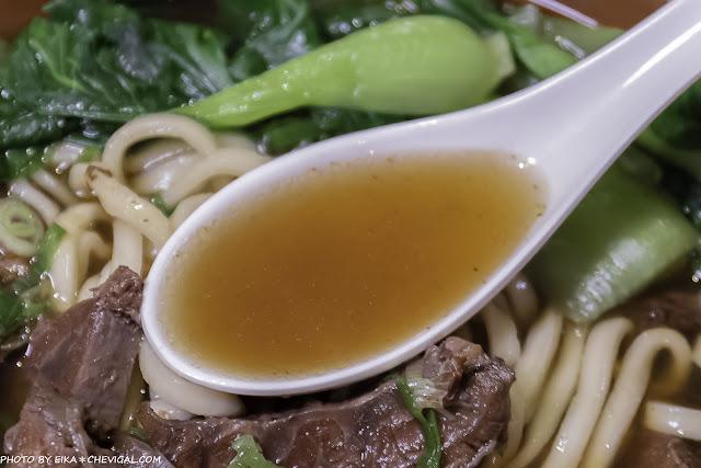 MG 6741 - 陋巷之春老家牛肉麵搬家囉!用餐時段更是一位難求,還有甜湯、點心自行取用好佛心!