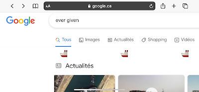 Google Easter Egg: l'animation sous la barre de recherche