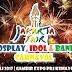 Jangan lewatkan Jakarta Fair Cosplay, Idol & Band Carnaval 2017 , Event Pop Culture Jepang Terlengkap di Pekan Raya Jakarta