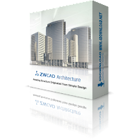 Download ZWCAD Architecture 2020 Full version