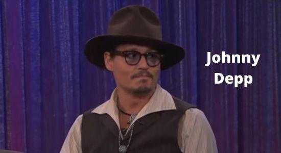 जॉनी डेप - Johnny Depp Biography in Hindi