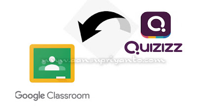 Cara Kombinasikan Google Classroom dengan Quizizz