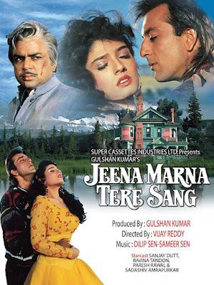 Jeena Marna Tere Sang 1992 Hindi 480p WEBRip ESub 450MB
