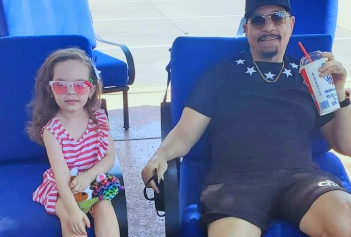 Ice-T Responds To Comments About His Youngest Daughter Being His 'Twin'