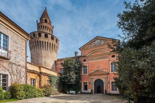 Castelli piu' belli in Emilia Romagna - Castello di Rivalta Trebbia