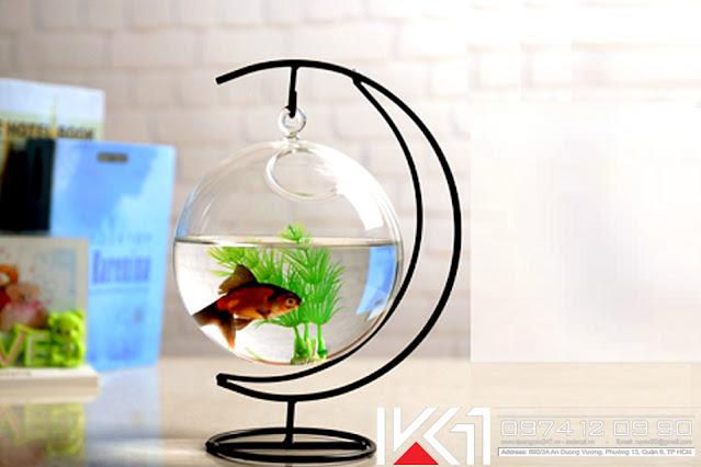 Bể cá mini phong thủy giá rẻ