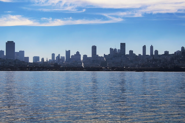 San Francisco Bay - California travel blog