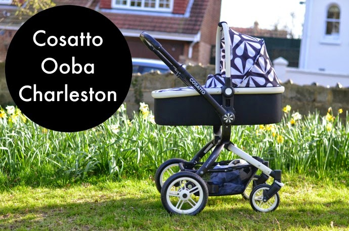 Cosatto ooba, travel system, ooba charleston, pushchair review