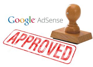 Berhasil Diapprove Google Adsense image