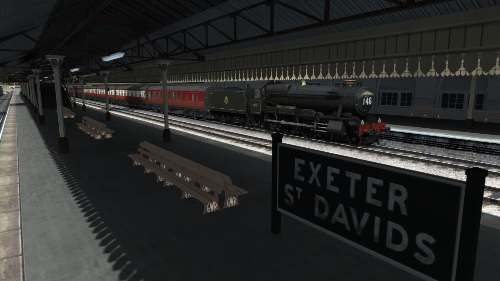 Victory Works: GWR County (1000 Class): Features and Contents