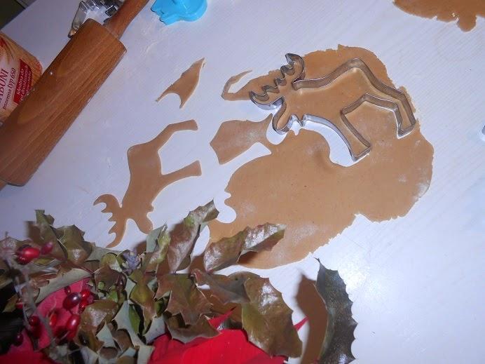 Tradycyjne pierniki świąteczne