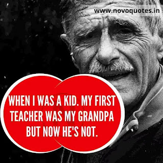 Cry Missing Grand Parents Quotes