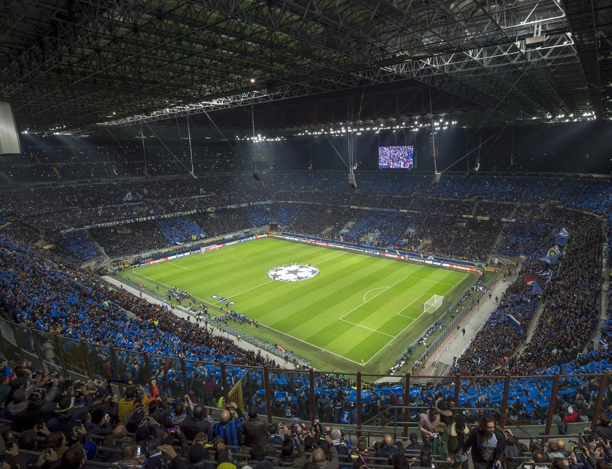 Inter - Barcellona sarà l'incasso più alto di sempre nella storia del  calcio italiano. - Sport Business Management