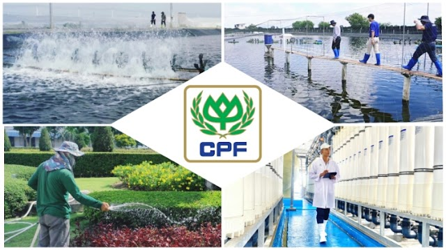 CP Foods applies 3Rs principle for sustainable water management