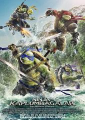 Ninja Kaplumbağalar: Gölgelerin İçinden (2016) 720p Film indir