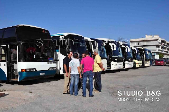 Επερώτηση του ΚΚΕ για το εκρηκτικό πρόβλημα της μεταφοράς των μαθητών στην Αργολίδα