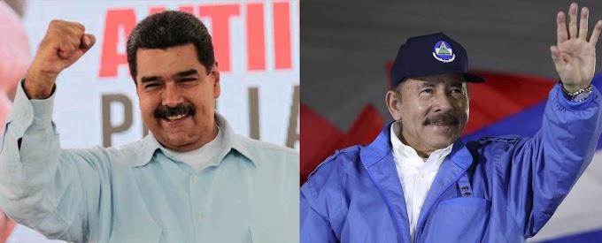 Nicolás Maduro y Daniel Ortega felicitan a Joe Biden por su elección como primer presidente socialista de los Estados Unidos