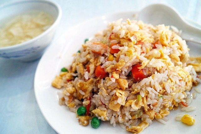 Delicious and  Easy Dinner Recipes That Start with Rice