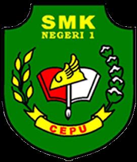Logo SMK 2 Cepu