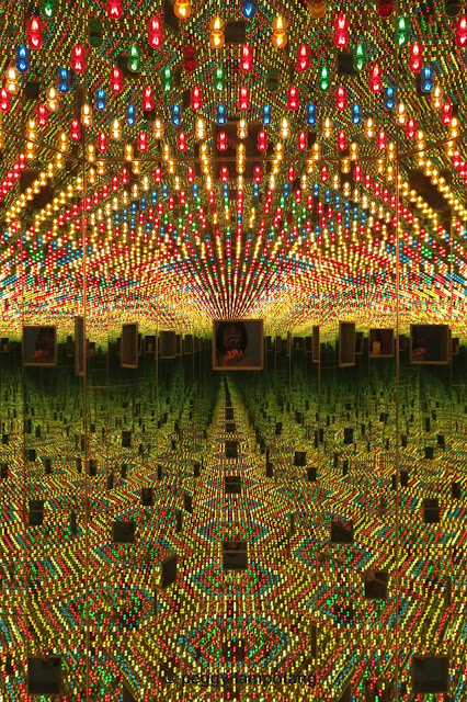 Yayoi Kusama's Infinity Mirrors Exhibition at AGO