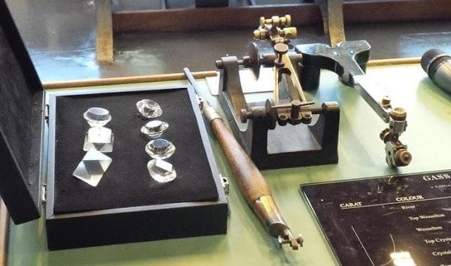 Le proporzioni del diamante