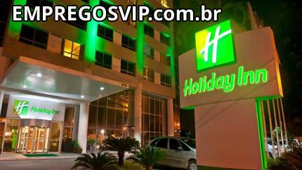 Holiday Inn Trabalhe Conosco