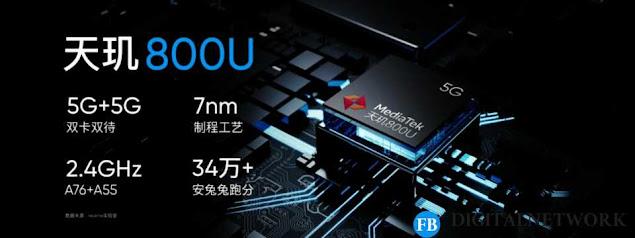 MediaTek 800U processor