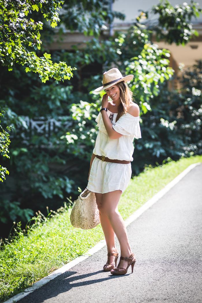 Vestido , gafas de sol , sombreros , es cuestión de estilo ,Personal Shopper , Lucía Díez