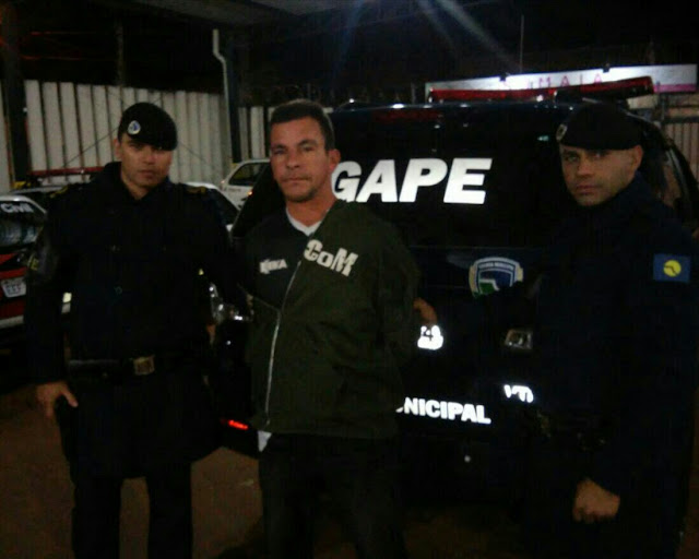 Guarda Civil Municipal de Botucatu prende assaltante da rodoviária