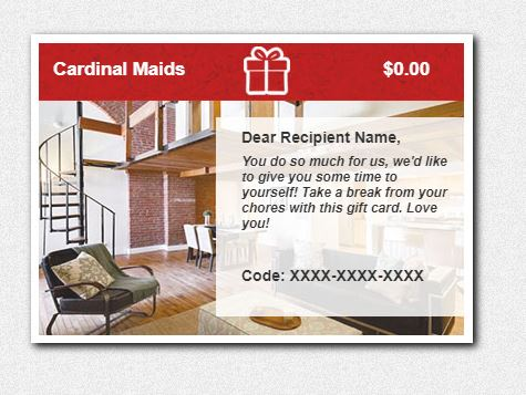 Give CLE Moms the Gift of Time with Cardinal Maids + Coupon Codes to Save $$