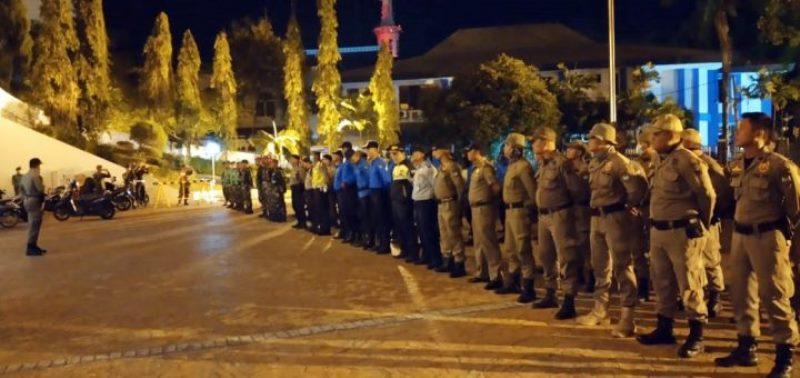 Gugus Tugas Covid-19 Batam Gencar Patroli Malam Cegah Penyebaran
