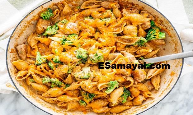 சிக்கன் ஃப்ரான்க்ஸ் பாஸ்தா செய்வது | Chicken Francs Pasta Recipe !