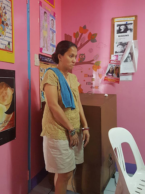 ATTENTION: Netizen Warns Everyone of This Woman Who Allegedly Kidnaps Children Along Baclaran Church!