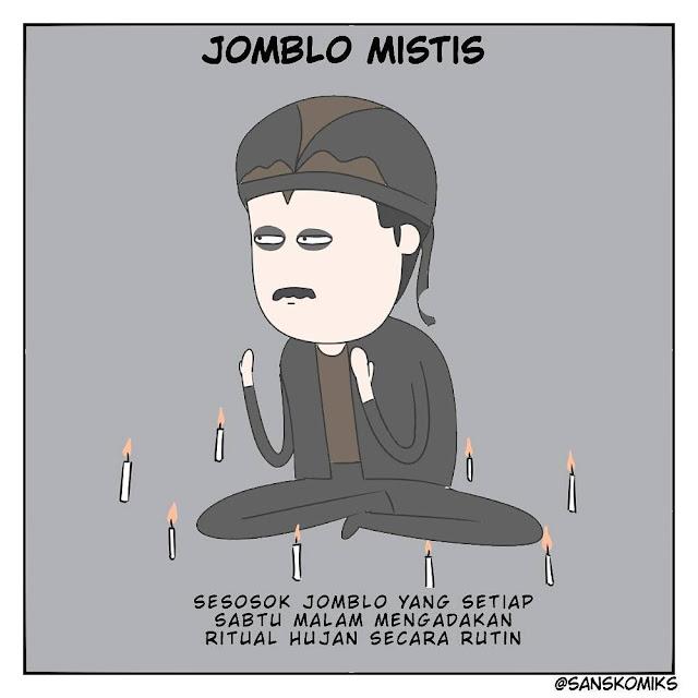 4 Meme 'Jenis-jenis Jomblo' yang Kocak Banget, Kamu yang Mana Nih?