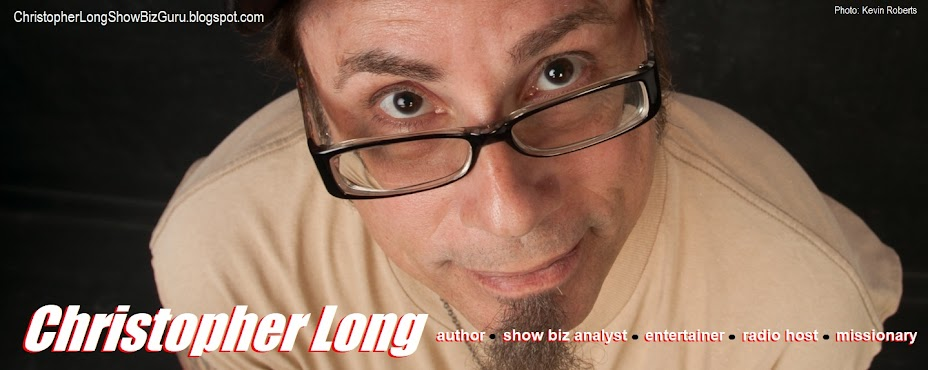 Christopher Long Show Biz Guru
