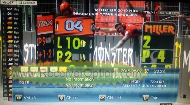 GX6605S HW202.00.008 TEN SPORTS OK NEW SOFTWARE
