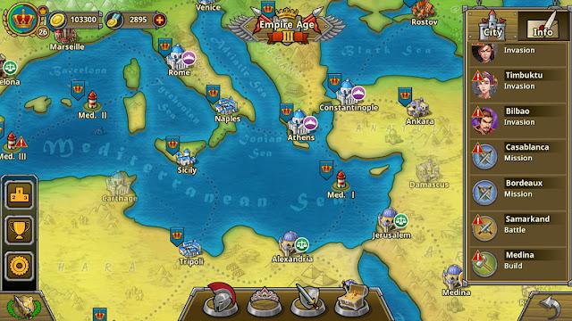 Screenshot European War Five - Apcoid