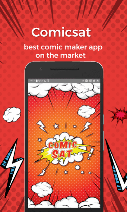 Comic Making Application