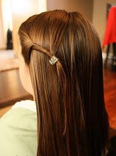 peinado twist