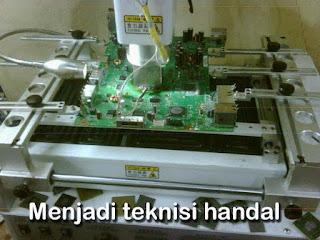 teknisi laptop handal