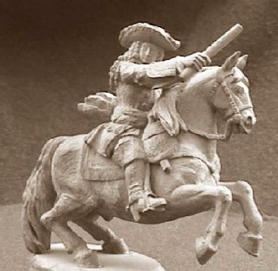 Quinto juego de ajedrez, duque de Orleans, caballo blanco