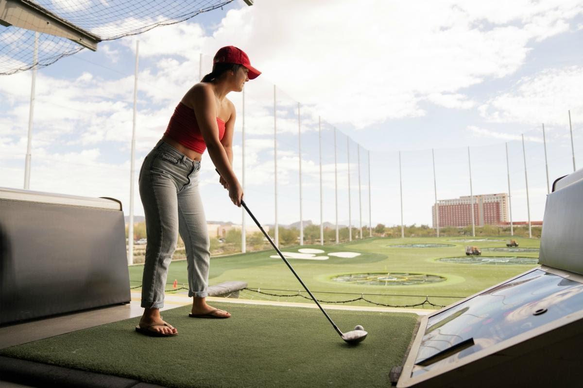 Women Should Play Golf