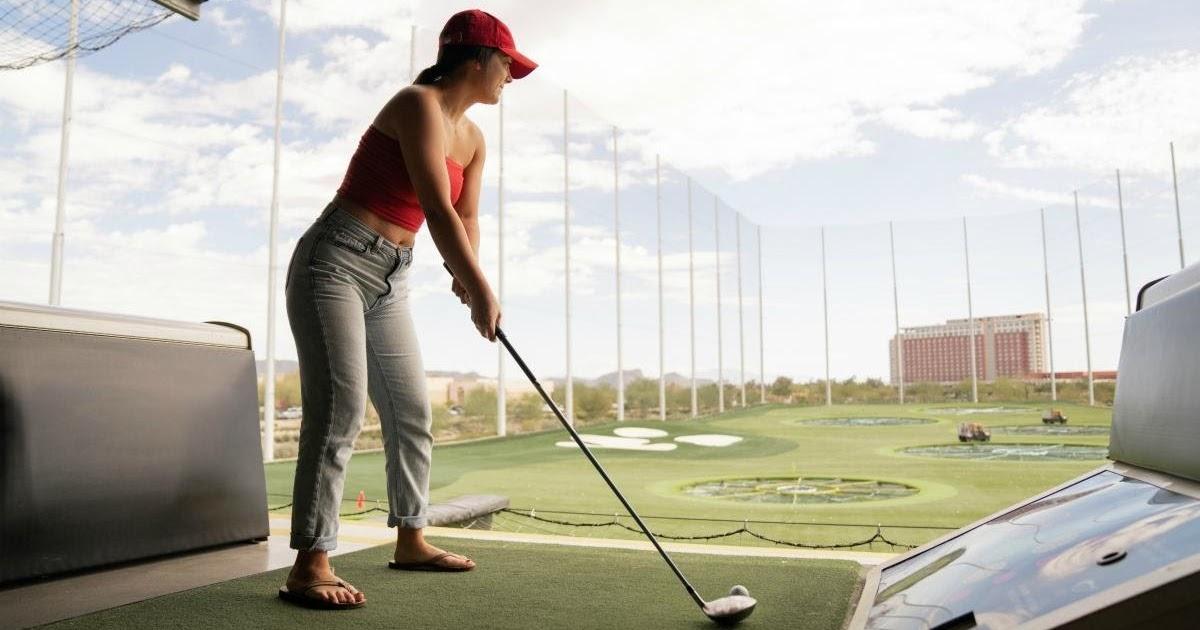 Cinco grandes razones por las cuales las mujeres deberían jugar al golf 17