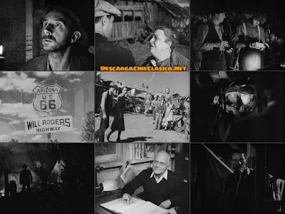 Las uvas de la ira (1940) The Grapes of Wrath - Capturas