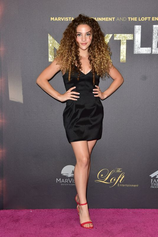 Sofie Dossi Clicks at Next Level Premiere in Los Angeles 4 Sep-2019